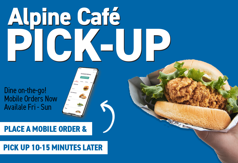 Mobile Food Pickup