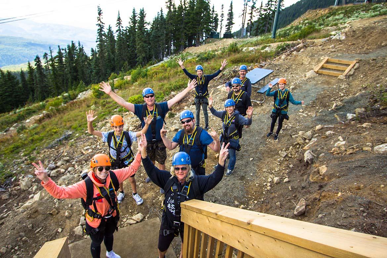 Mount Washington Group Activities