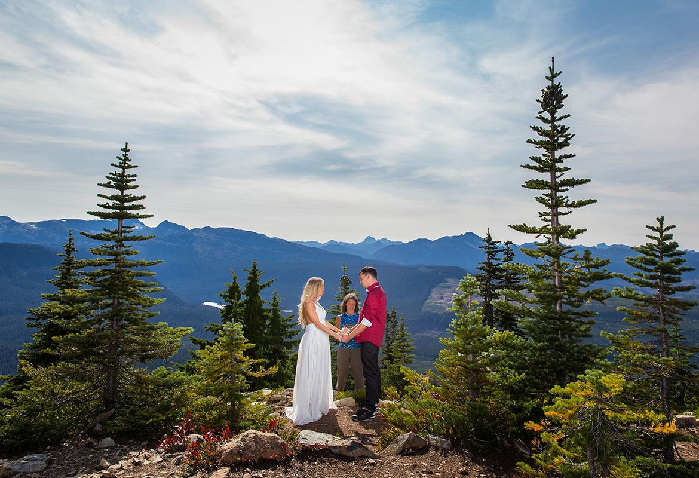 Weddings at Mount Washington